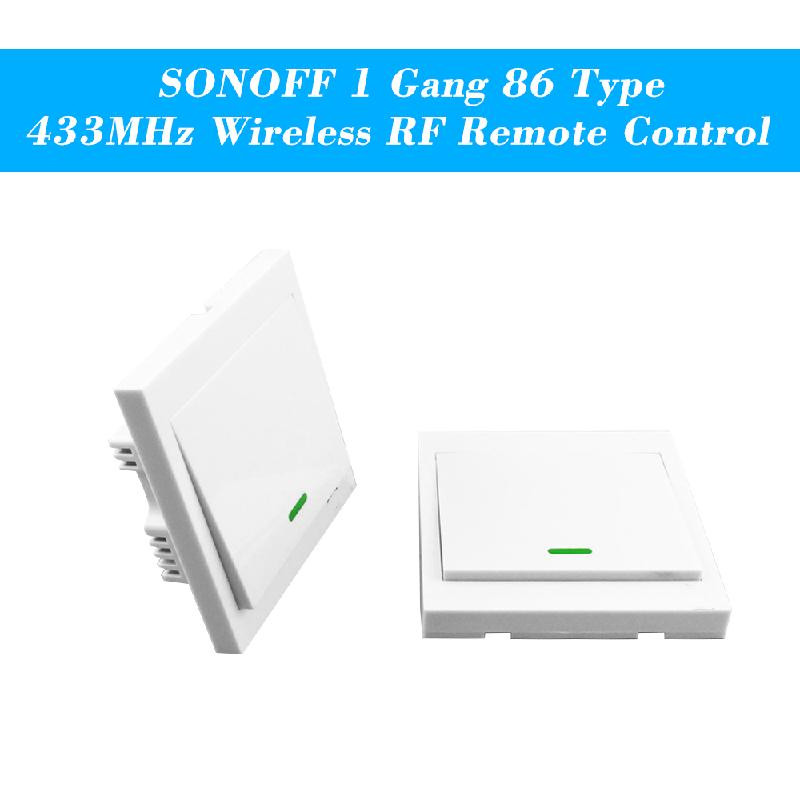 dodocool White 3 gang 1 way touch screen wall switch for lamp touch switch white uk standard