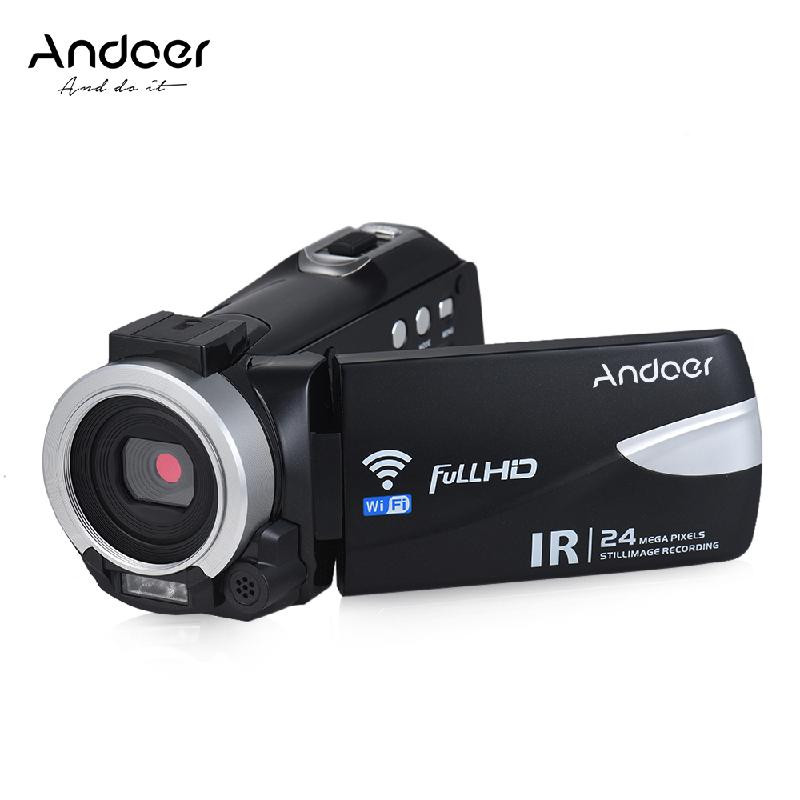 ANDOER черный видеокамера