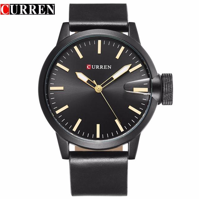 CURREN 01 curren montre homme casaul relogio 2015 curren men watch