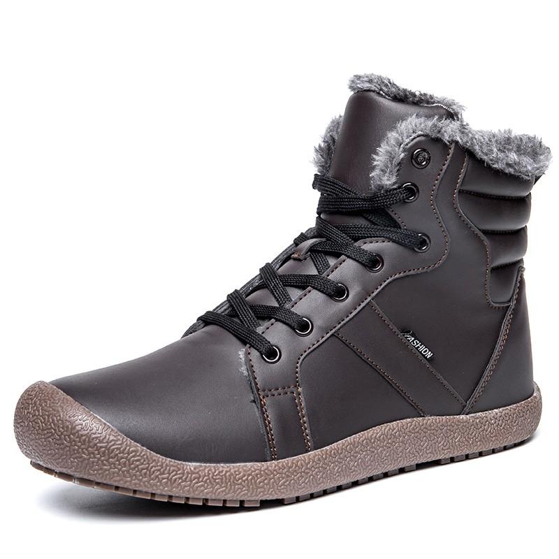 Обувь для походов Dayocra коричневый 7 фото