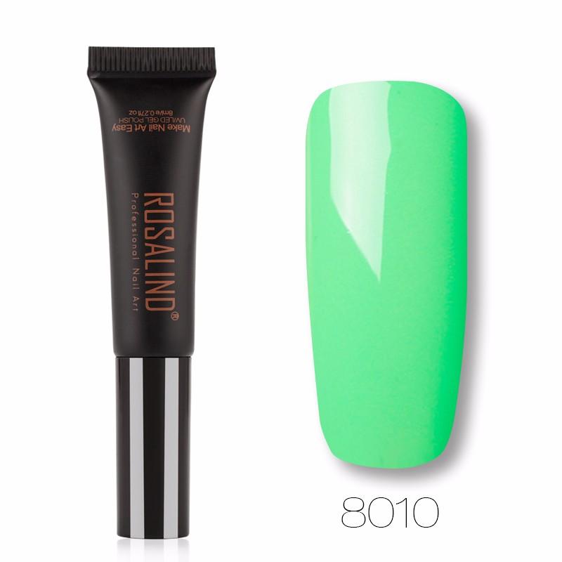 ROSALIND Brown гель лак для ногтей pupa lasting color gel 019 цвет 019 sumptuous mane variant hex name c93a56