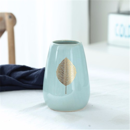 Современная цветочная ваза DSXCRF Синий S фото