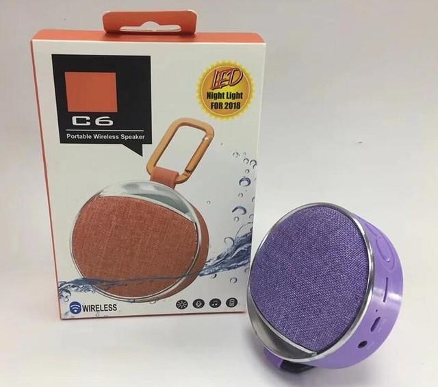 WH Фиолетовый цвет sony портативный bluetooth динамик