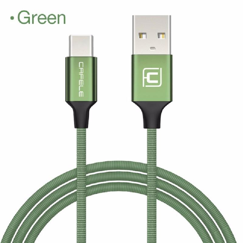 Cafele зеленый 18м кабель
