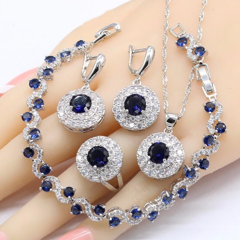 WPAITKYS Темно-синий 10 подвеска eimeria jewelry 925