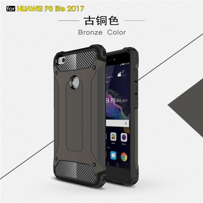 goowiiz бронза HUAWEI P8 Lite 2017 Honor 8 Lite смартфон huawei honor 8 lite 32гб белый