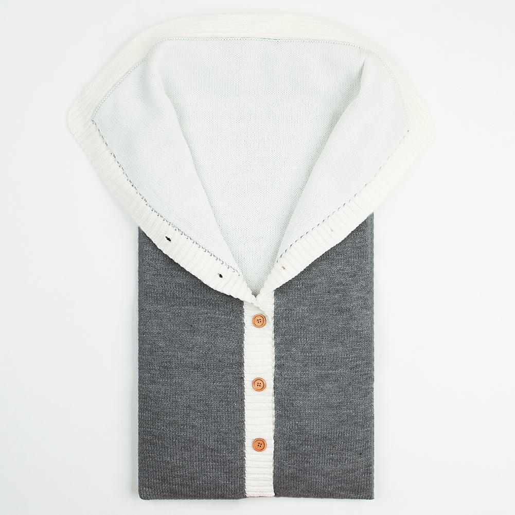 mimixiong Средний серый 0-24 месяца спальный мешок