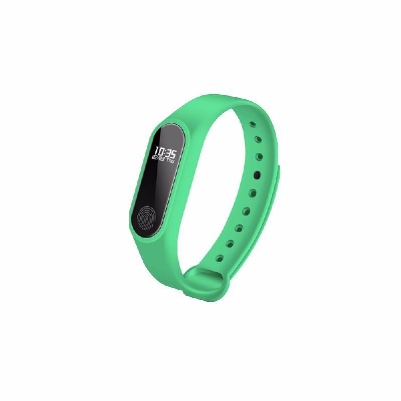 koogeek Зеленый ot01 in stock new original wristband bracelet with smart heart rate fitness touchpad oled screen 2016