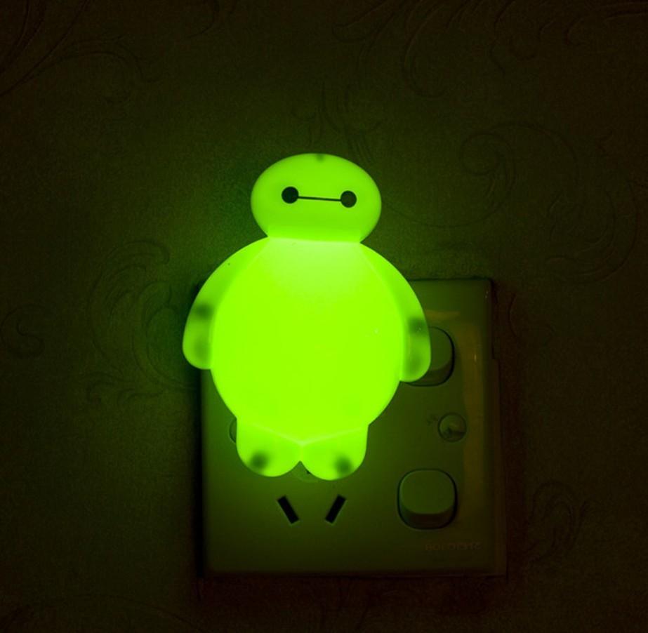 ASLED зеленый yeelight ночник светодиодный заряжаемый с датчиком движения