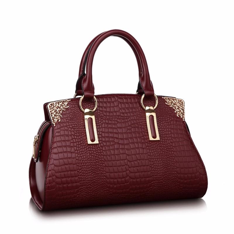 SHUANGFENG Красный цвет вина сумка женская dakine stashable tote sienna sie