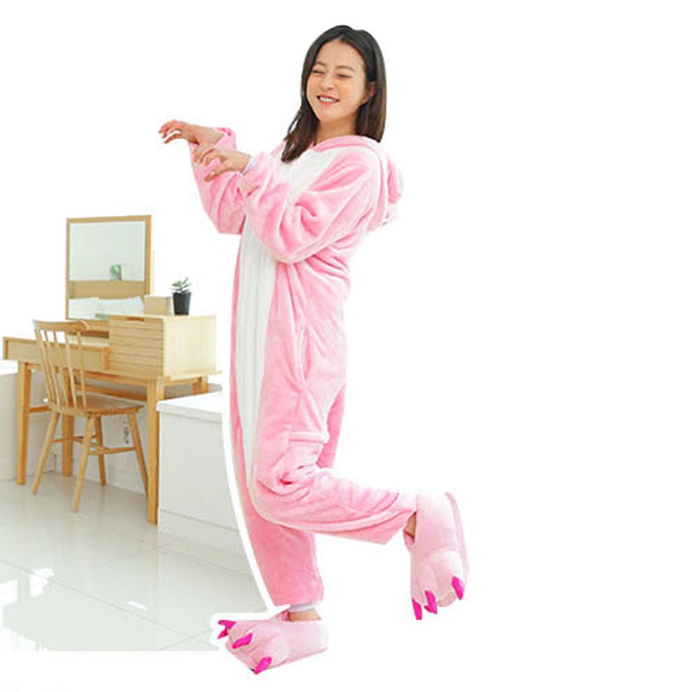 Sesibibi розовый M hodohome домашняя пижама женская хлопковая одежда