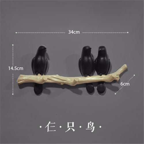 DSXCRF 3 птицы Северная Европа ИКЕА
