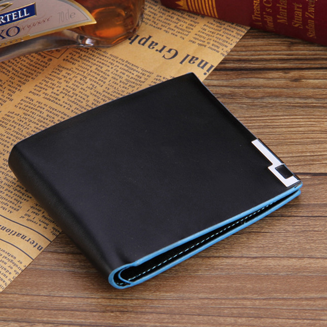 MyMei batman bifold wallet dft 13010