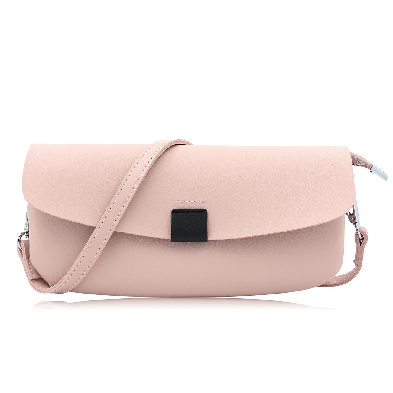 Milisente Розовый женские сумки