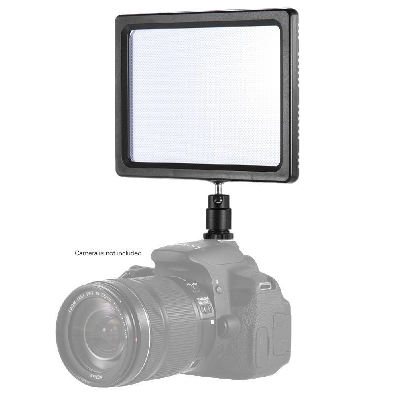 ANDOER Темно-серый nanguang cn 304 304 led camera video light lamp panel dimmable for canon nikon pentax dslr camera video camcorder free shipping