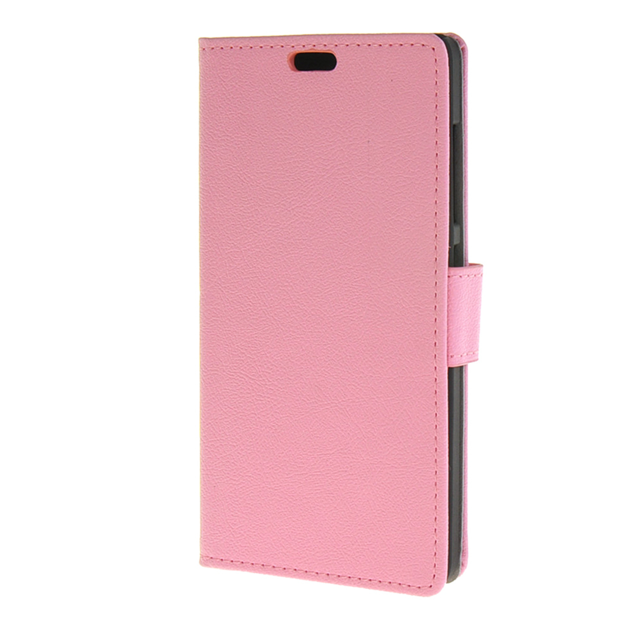 MOONCASE mooncase slim leather side flip wallet card slot pouch with kickstand shell back чехол для nokia lumia 535 white