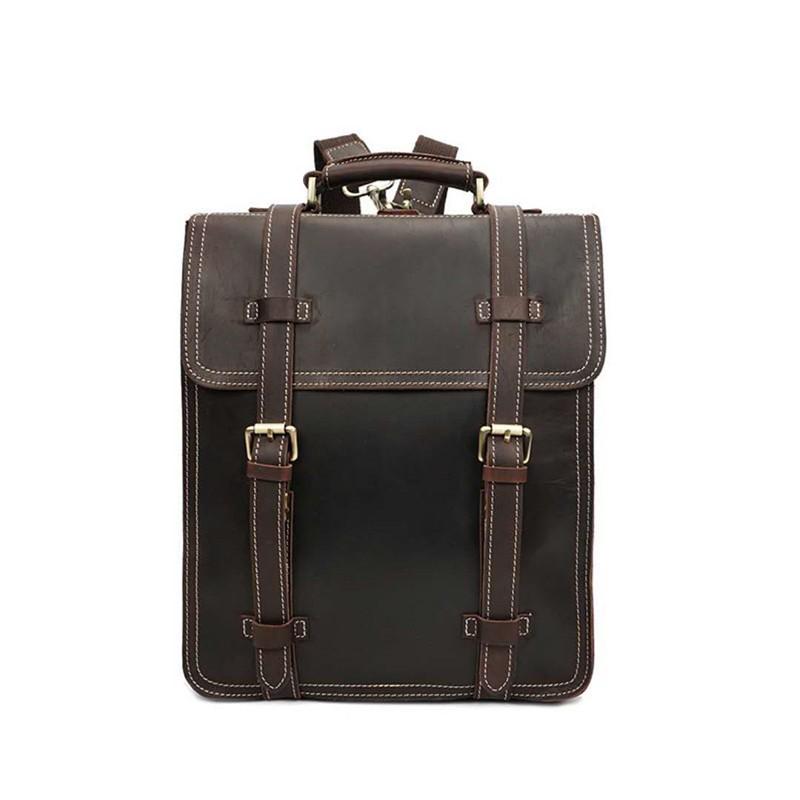 ASLED Темно-коричневый рюкзак ellehammer