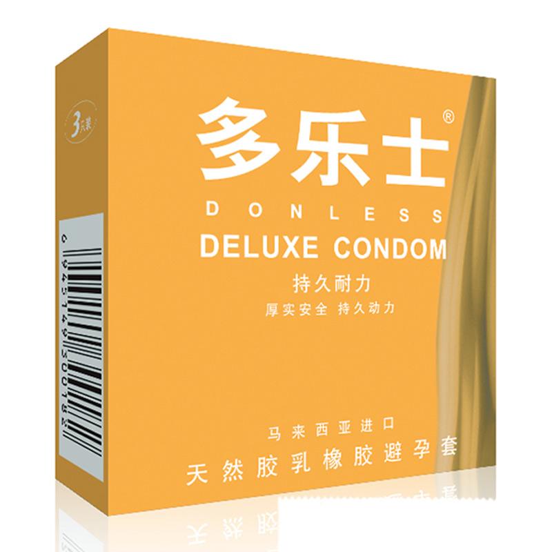 JD Коллекция дефолт дефолт hisana мужской светящий презерватив 6 шт