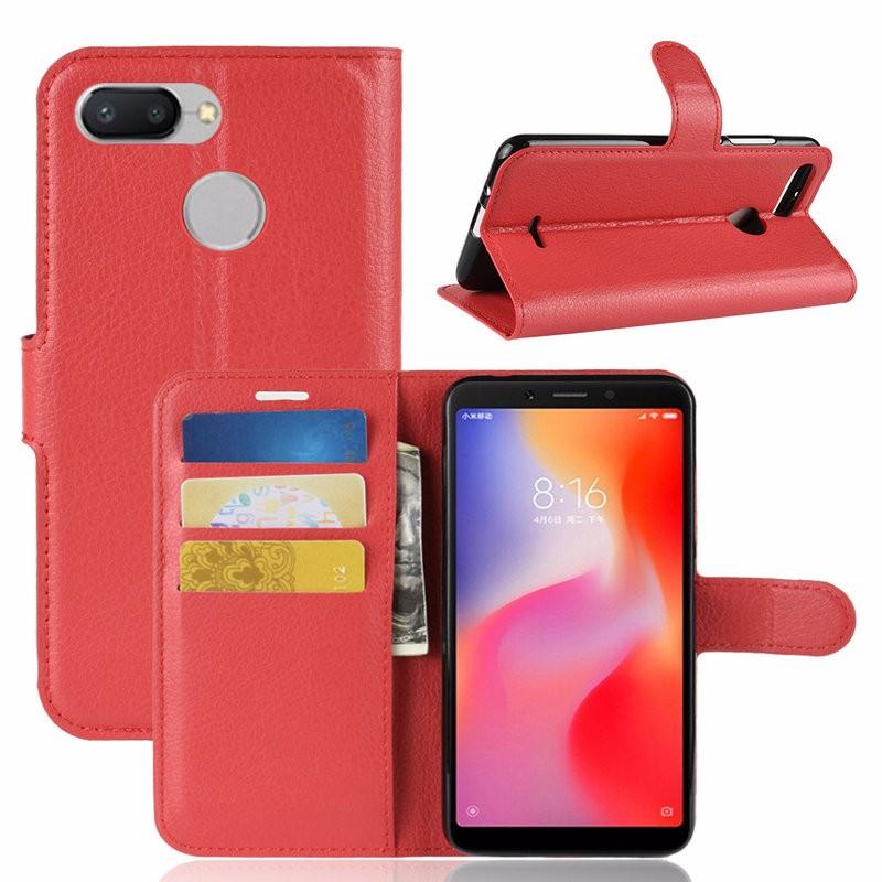WIERSS красный для Xiaomi Redmi 6 Pro смартфон xiaomi redmi pro 32gb silver