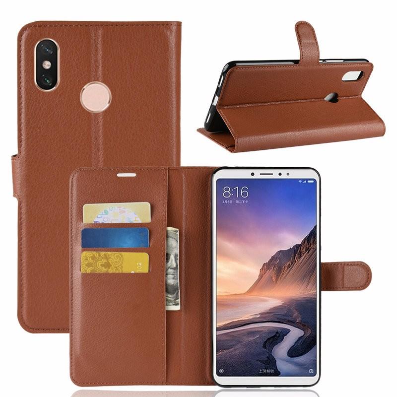 WIERSS коричневый для Xiaomi Mi Max 3