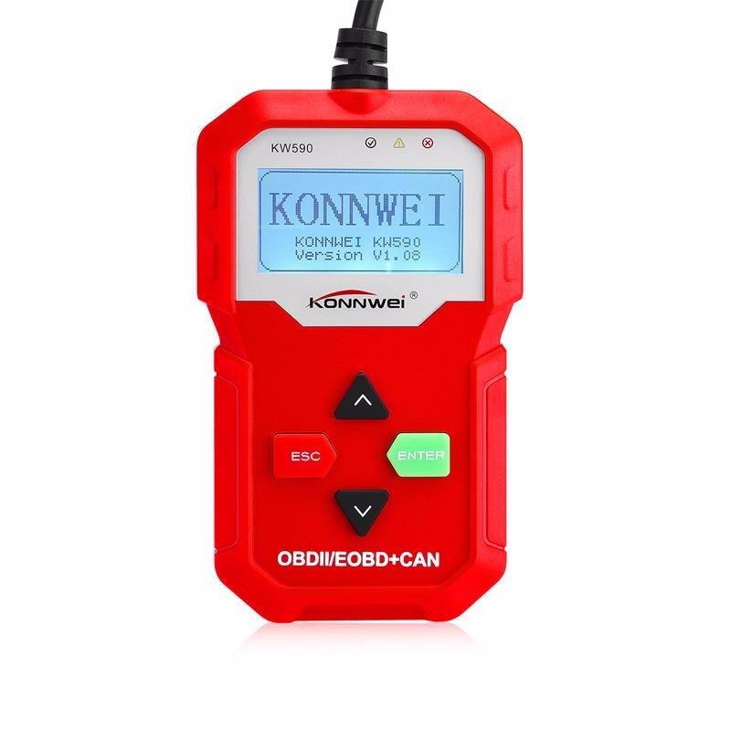 KONNWEI Красный цвет Инструменты мониторинга