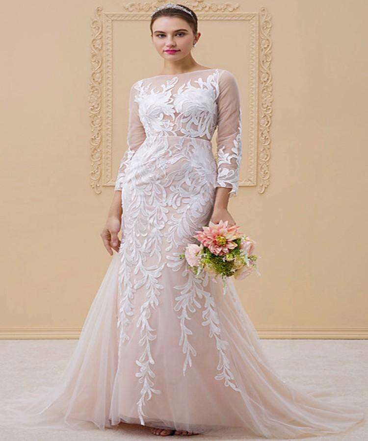 Свадебное свадебное платье с иллюзией CIRCELEE США 2 Великобритания 6 ЕС 32 фото