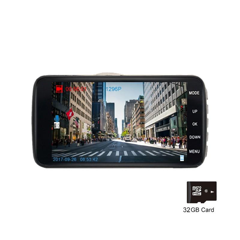 Junsun 32GB TF карта Нет камеры заднего вида