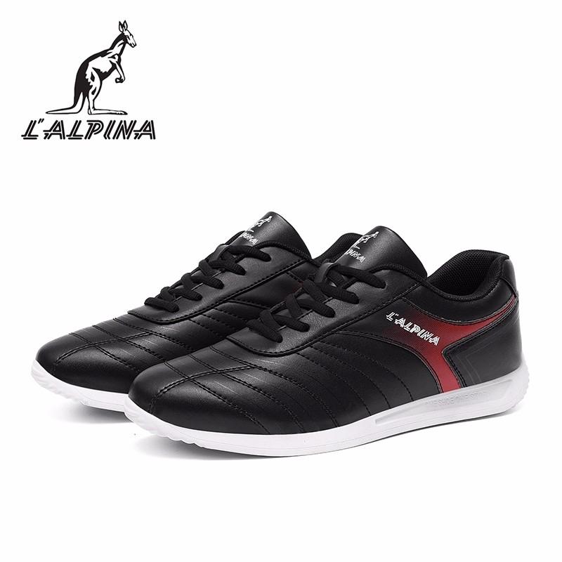 L& 39ALPINA Black 75 мужская обувь