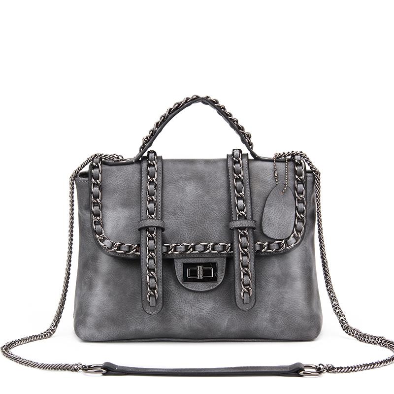 Aliwilliam Серый цвет роскошные женщины пу кожа сумочку дизайнер пикабу сумку носить сумку с плеча посланника высокого качества шарф замок сумки моды сумку