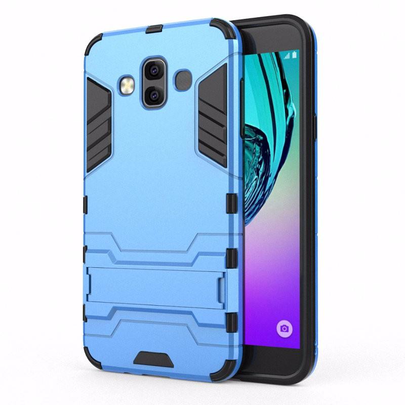 WIERSS синий для Samsung Galaxy J7 Duo 2018 J720 смартфон samsung galaxy j7 2016 sm j710fn gold