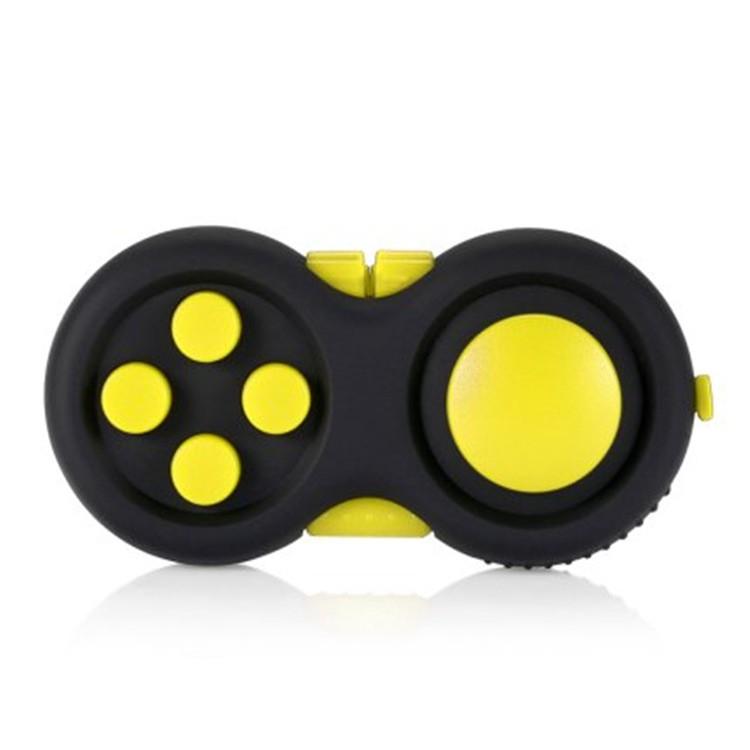GANGXUN Yellow dayan 5 zhanchi 3x3x3 brain teaser magic iq cube