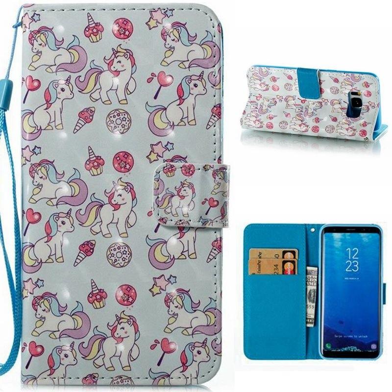 TCHui iPhone 8 Plus mooncase чехол для iphone 6 plus 6s plus 5 5 флип pu держатель карты стенд кожаный чехол обложка feature no a05