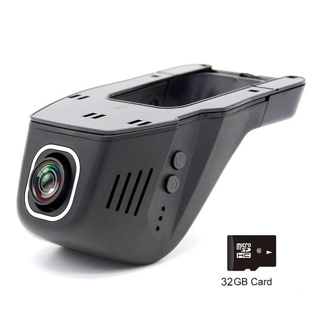 Junsun 32GB TF карта 1080p автомобильный видеорегистратор excedd hd 2 7 hd 1080p dvr g