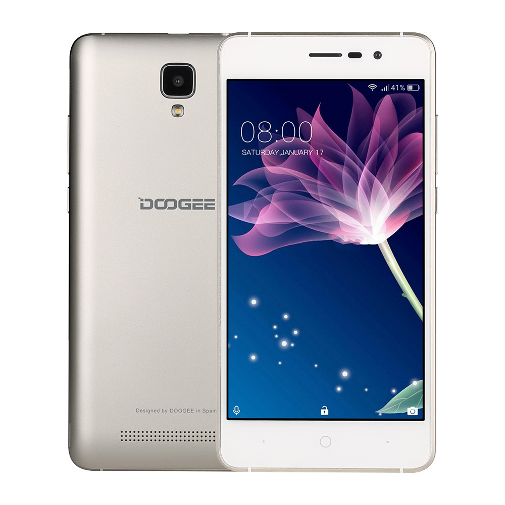 DOOGEE Золото water proof quad core android 4 2 phone w 4 5 dual sim walkie talkie 4gb rom black