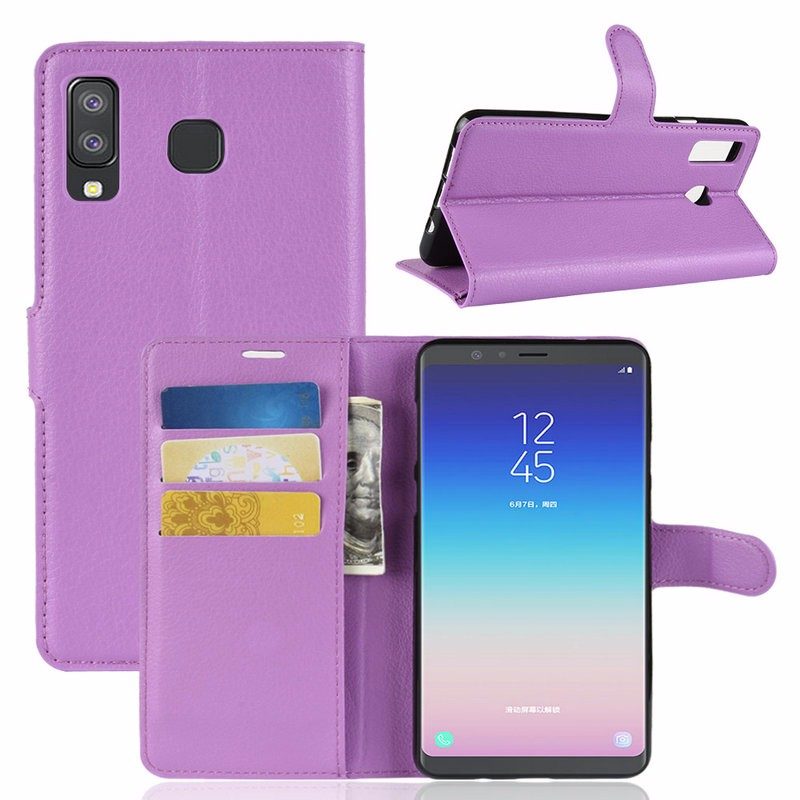 WIERSS Пурпурный для Samsung Galaxy A9 Star blackview a8 смартфон