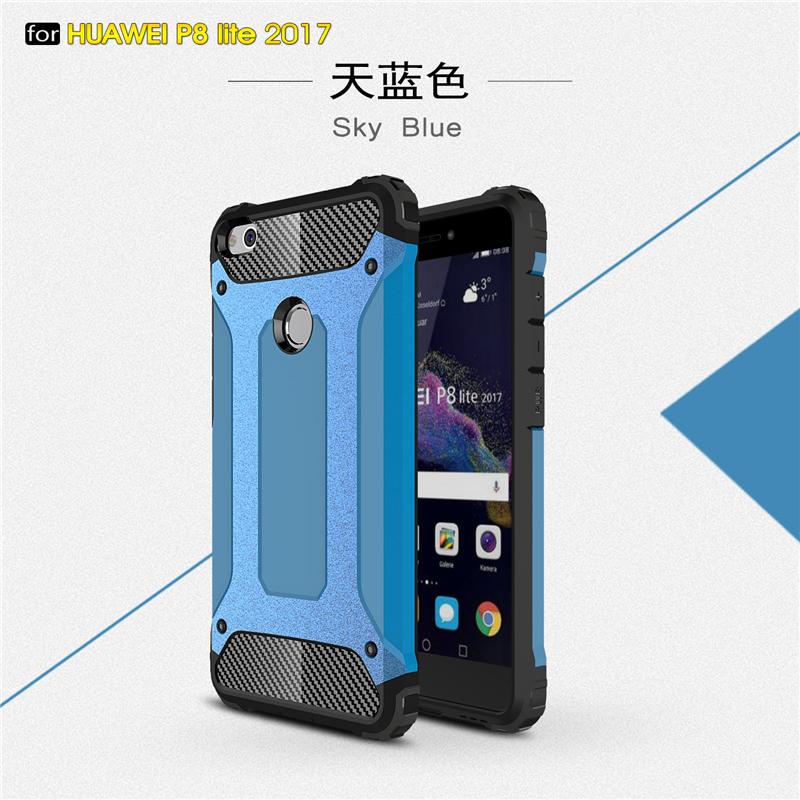 goowiiz синий HUAWEI P8 Lite 2017 Honor 8 Lite смартфон huawei honor 8 lite 32гб белый