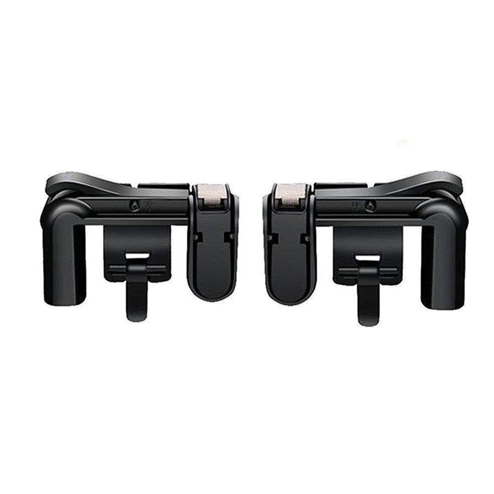 WE YOUNG WE DO Black gocomma pair of mobile game fire button shooting trigger