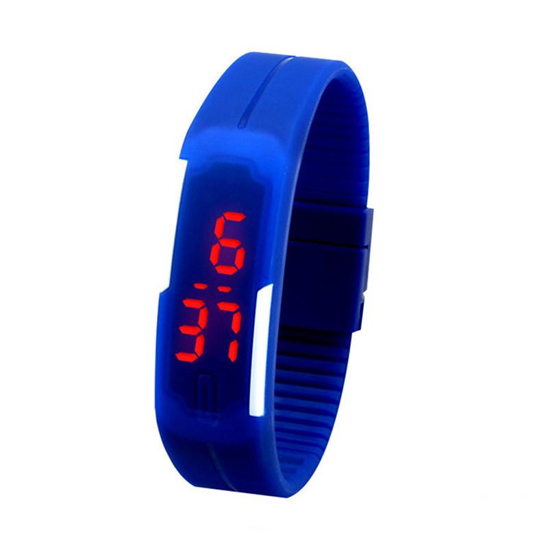 ALEOBONWAY Blue Смарт-браслет женские наручные