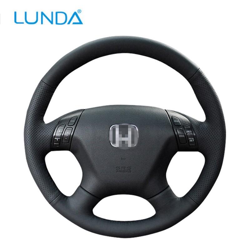 LunDa Black momo anatomic short black leather gear shifter shift knob