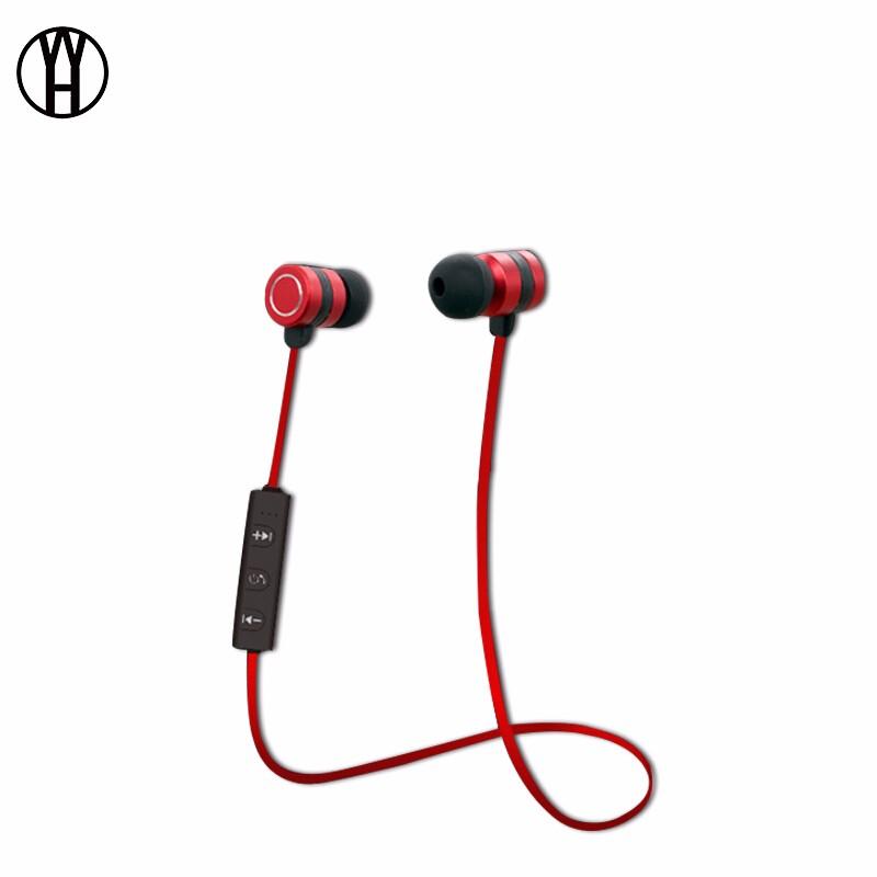 WH Красный цвет masentek универсальная ушная bluetooth гарнитура черная