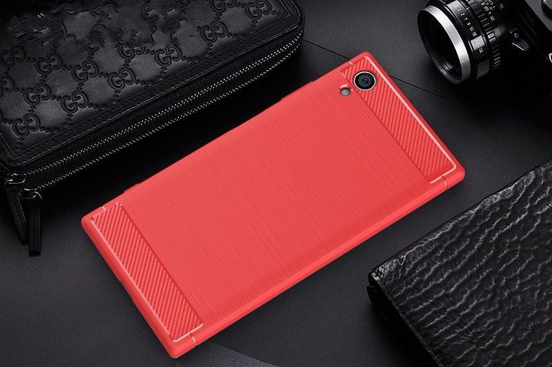WIERSS красный для Sony Xperia XA1 5 &quot аксессуар защитное стекло sony xperia xa1 luxcase 0 33mm 82170