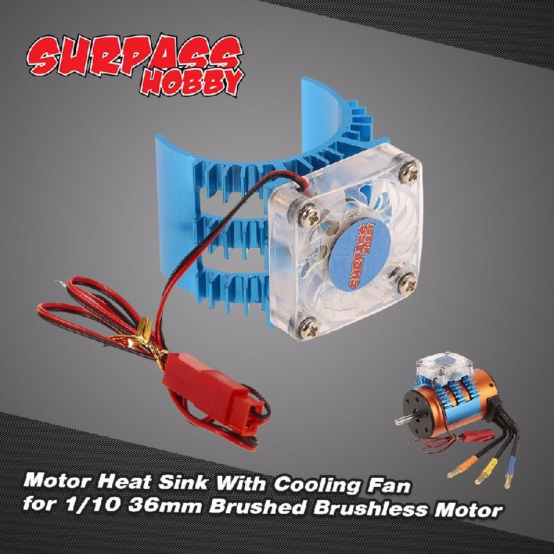GoolRC Blue skyrc toro x8s x8st brushless motor for 1 8 rc car off road buggy 2250kv 2350kv hpi hobao kyosho traxxas