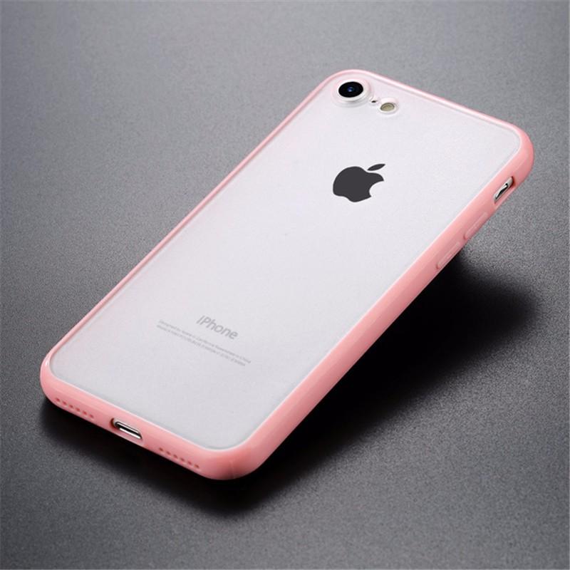WJ Розовый iPhone 5 5S