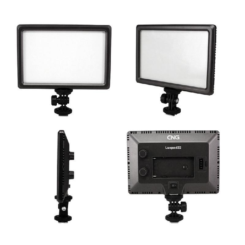ANDOER черный nanguang cn 304 304 led camera video light lamp panel dimmable for canon nikon pentax dslr camera video camcorder free shipping