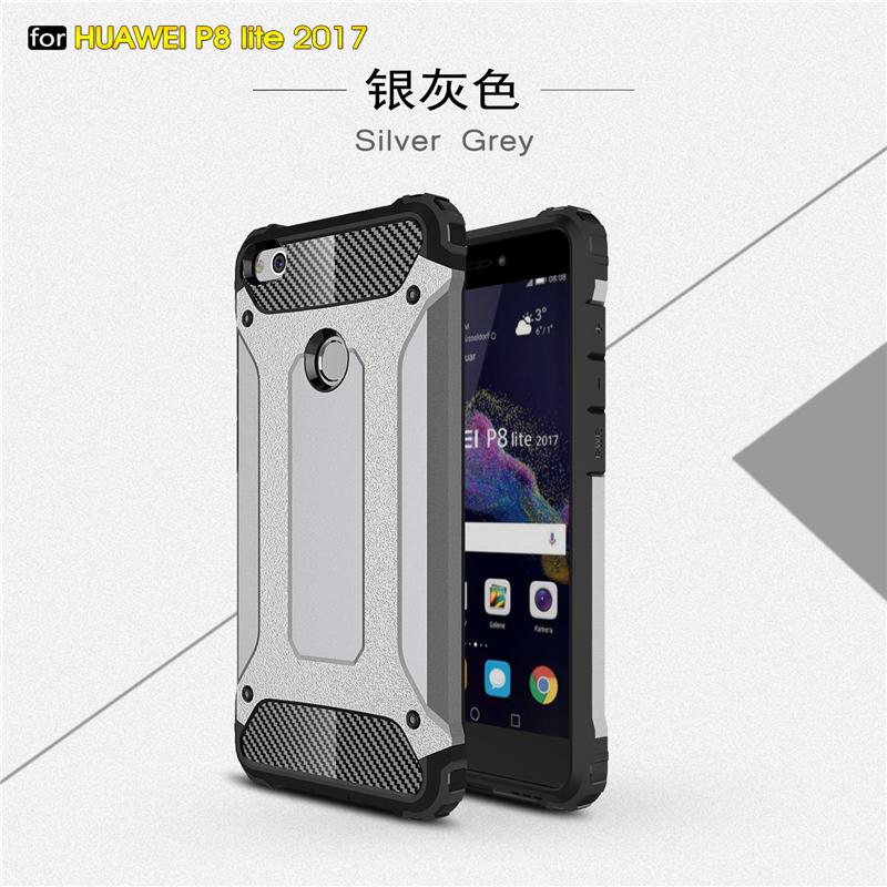 goowiiz серый HUAWEI P8 Lite 2017 Honor 8 Lite смартфон huawei honor 8 lite 32гб белый