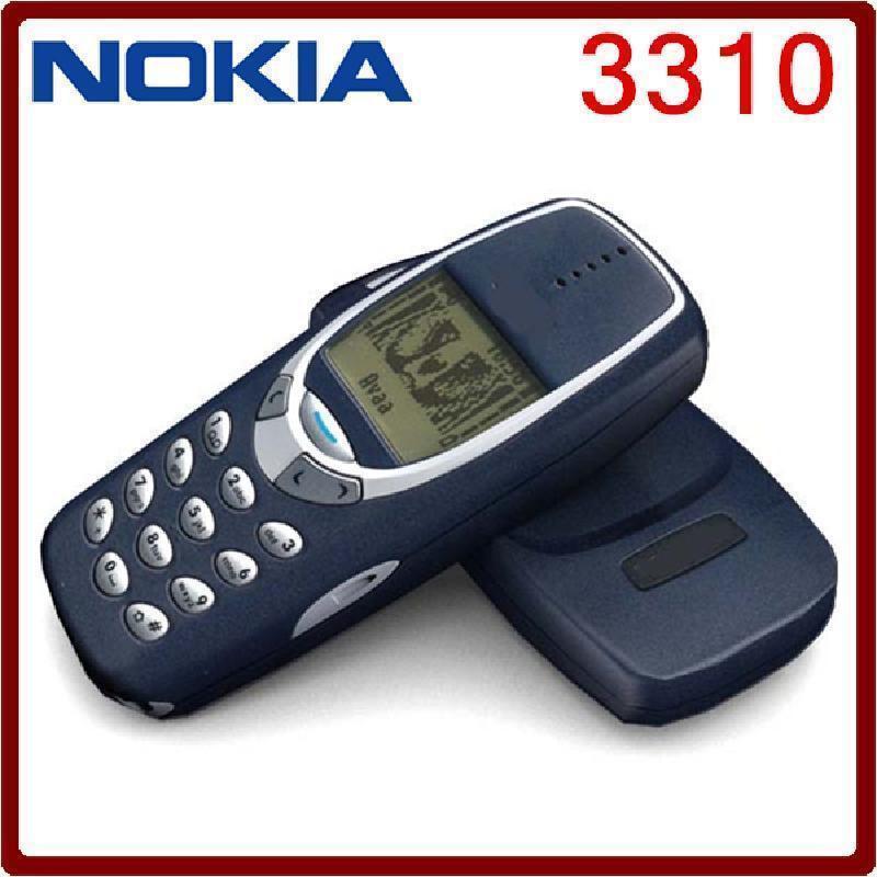 Tissbely Blue зу partner nokia 3310