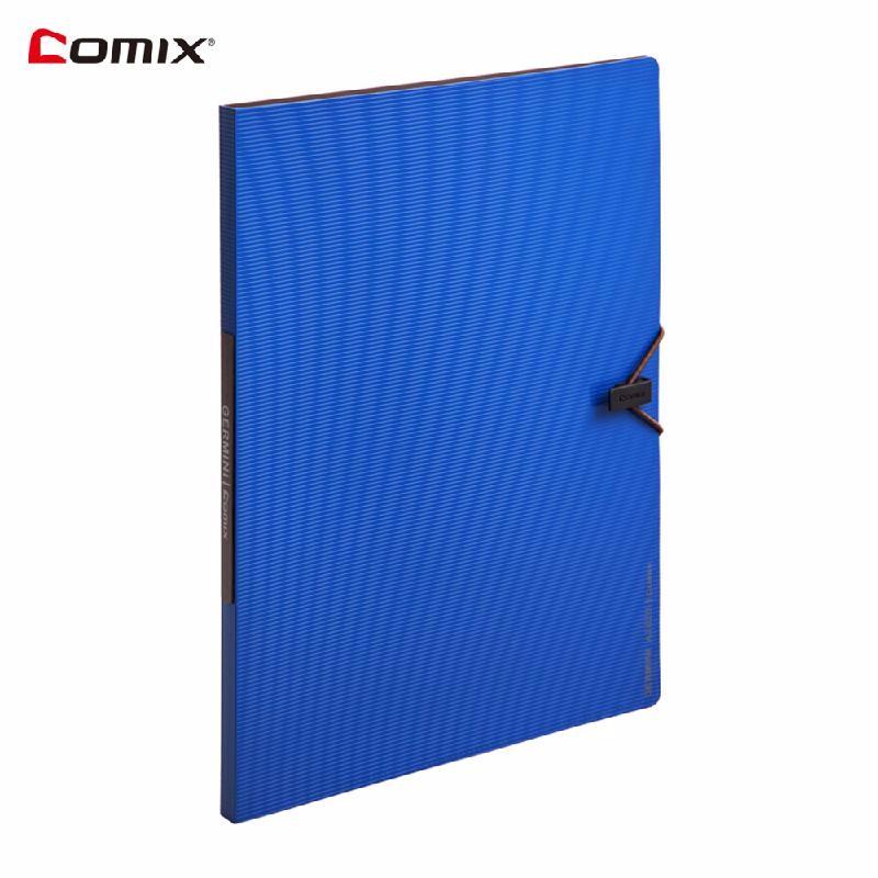 HOMEGEEK Синий соединенный comix высококачественные двухсторонние бумаги