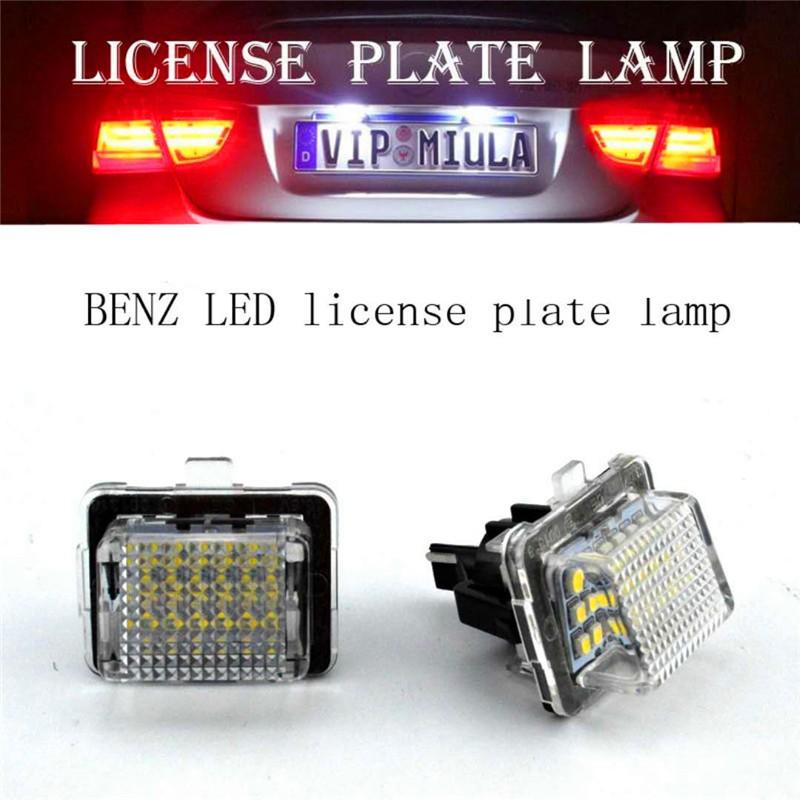 ASLED boaosi 2x h8 h11 samsung 4014 led drl fog light lamp bulb canbus decoders error free for mercedes benz w211 w212 w164 w221