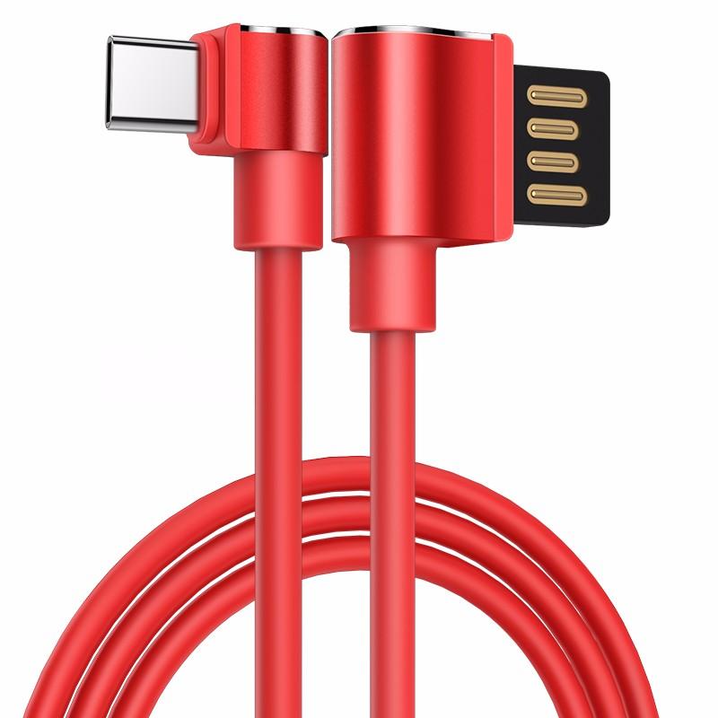 HOCO красный 12 м xiaomi zmi кабель type c кабель 2a быстрый зарядный кабель для передачи данных для nexus 6p 5x matebook macbook lg g5 v20 nokia