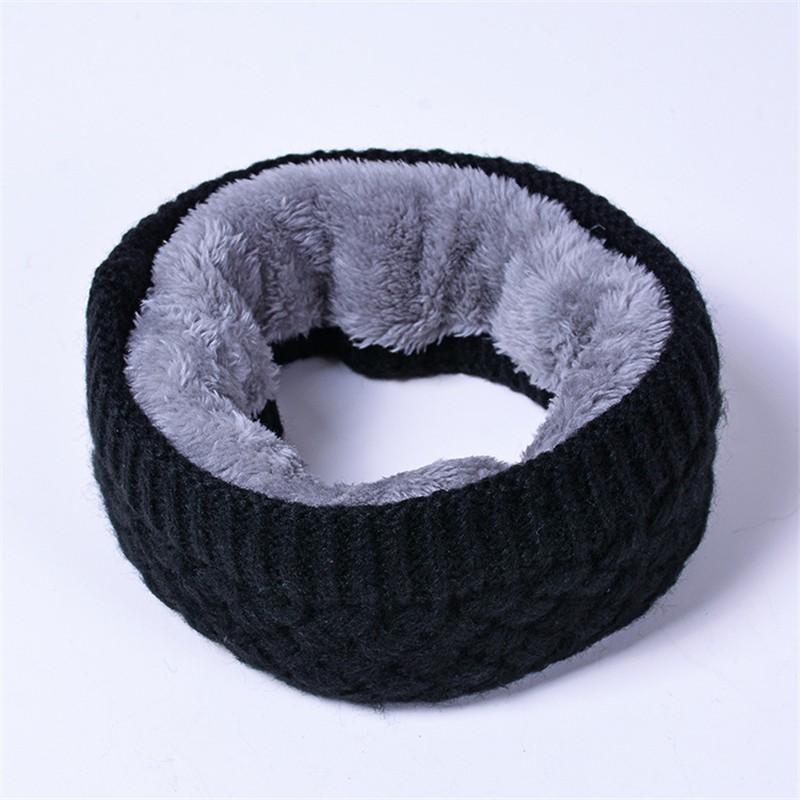 CXSHOWE Чёрный шарфы foxtrot шарф изабелла